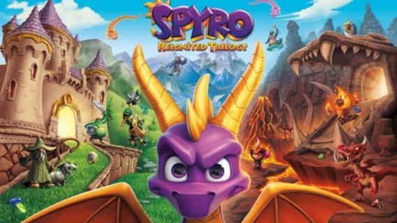 Spyro: Reignitied Trilogy – recenzja gry