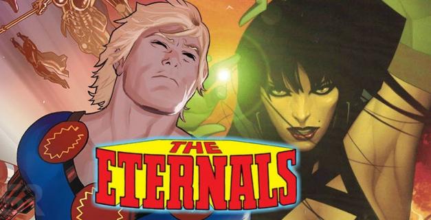 The Eternals – oto postacie, które pojawią się w filmie MCU. Są zaskoczenia