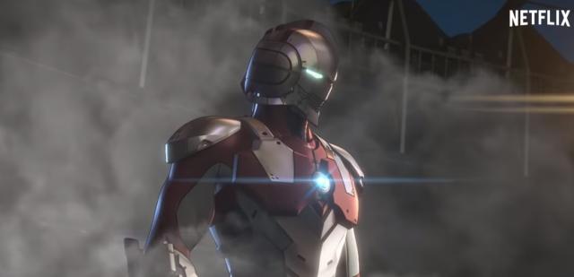 Ultraman dostaje 2. sezon od Netflixa