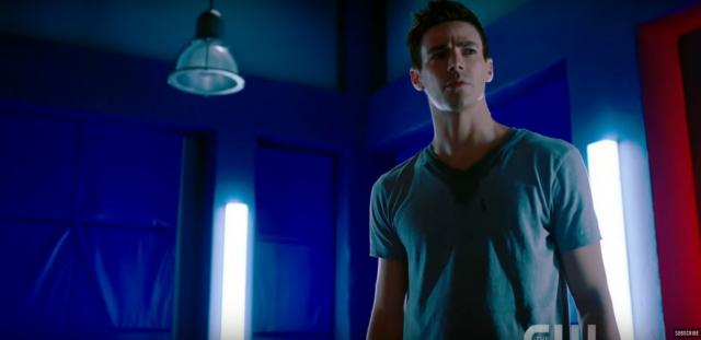 Barry Allen jako Green Arrow. Nowy teaser crossoveru Arrowverse