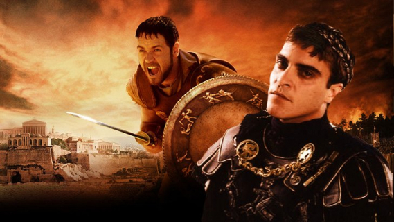 Gladiator jest tylko jeden? Na planie filmu działy się cuda – zobacz zdjęcia