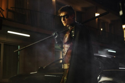 Titans – Batmobil z serialu. Zobacz zdjęcie