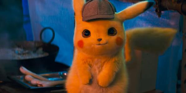 Pokemon: Detektyw Pikachu – Ryan Reynolds w tytułowej roli. Zobacz zwiastun