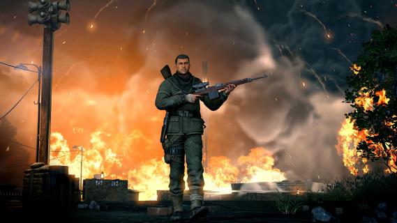 Sniper Elite V2 Remastered oficjalnie. Zobacz zwiastun oraz screeny z gry