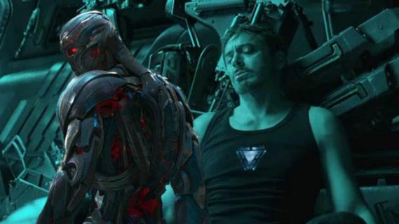 Teoria – w Avengers: Endgame Tony Stark odbuduje Ultrona?