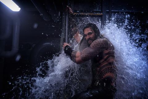 Aquaman – nowe klipy z produkcji. Bohater kontra Ocean Master