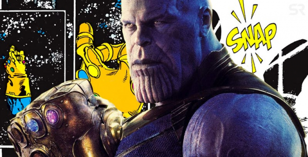 MCU – co zrobił Thanos? Poznaj oficjalną nazwę pstryknięcia palcami