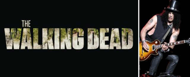 The Walking Dead – Slash mógł stworzyć piosenkę przewodnią do serialu