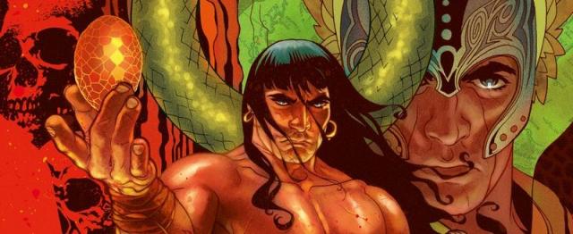 Conan Barbarzyńca członkiem Avengers w komiksach Marvela