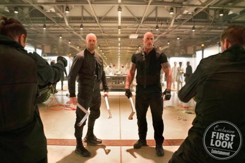 Szybcy i wściekli: Hobbs i Shaw - nowe zdjęcia z filmu akcji