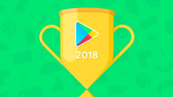 Google Play – najlepsze gry, programy, filmy i książki 2018 roku