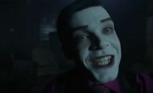Gotham - szkic koncepcyjny daje lepsze spojrzenie na Jokera z finału serialu