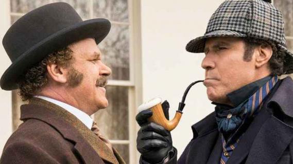 Holmes & Watson – film zmiażdżony przez krytyków. Fatalne recenzje