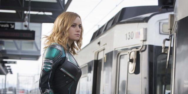 Kapitan Marvel – czy obsada zobaczy film wcześniej? Gemma Chan odpowiada