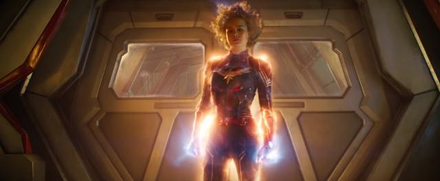 Kapitan Marvel – zobacz zdjęcia ze zwiastuna w wysokiej rozdzielczości. Brie Larson o swojej postaci