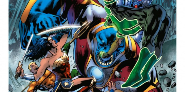 Liga Sprawiedliwości #04: Niekończąca się walka – recenzja komiksu