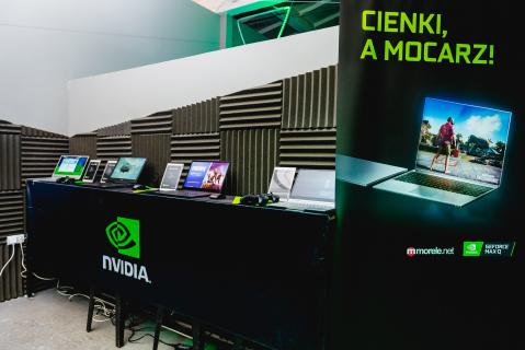 Nvidia Max-Q. Przyglądamy się ultramobilnym laptopom dla graczy