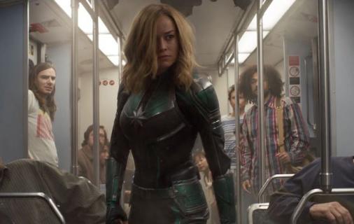 Zwiastun Kapitan Marvel zawiera nawiązanie do filmu Avengers?