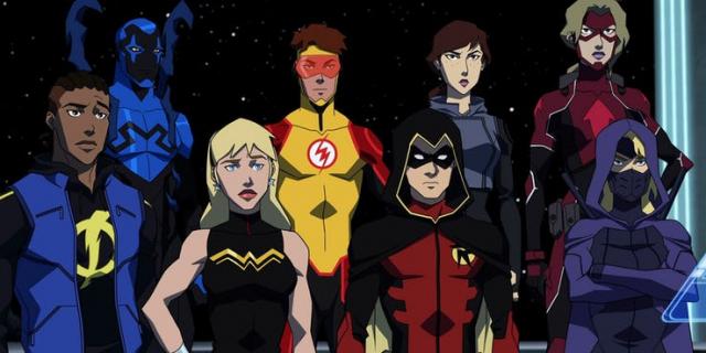 Young Justice: Outsiders – Cyborg w końcu pojawi się w serialu [WIDEO I ZDJĘCIE]
