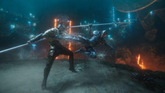 Aquaman – Jason Momoa wykonuje taniec haka na premierze