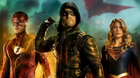 Kryzys na Nieskończonych Ziemiach – zapowiedziano nowy crossover Arrowverse