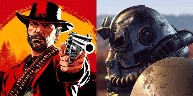 Wzloty i upadki branży gier wideo w 2018 roku
