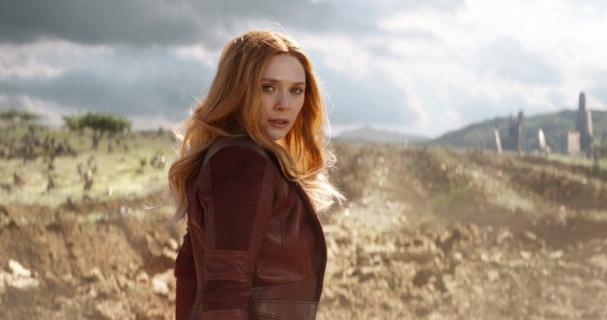 Vision i Scarlet Witch – scenarzystka Kapitan Marvel w ekipie nowego serialu MCU