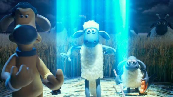 Baranek Shaun powraca. Zwiastun filmu A Shaun of the Sheep Movie: Farmageddon