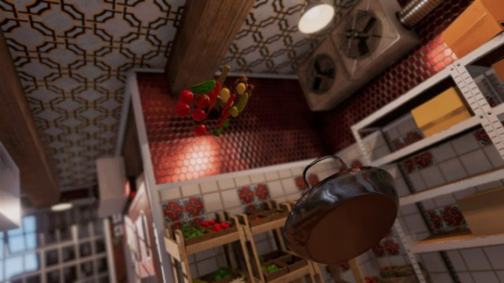 Cooking Simulator – polska gra zadebiutuje na początku 2019 roku