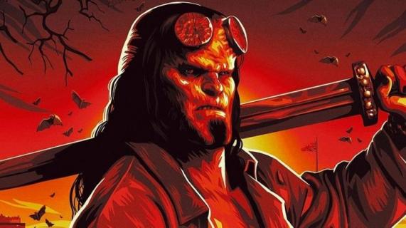 Hellboy - David Harbour o problemach filmu