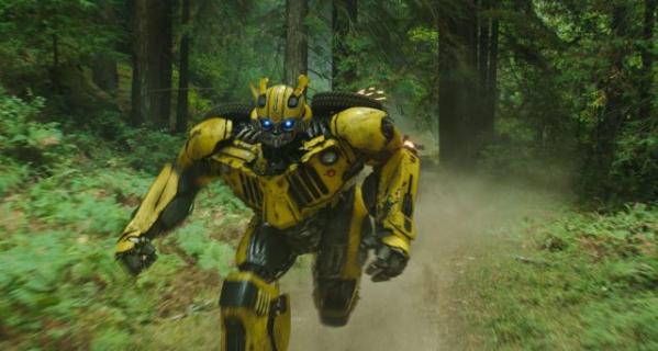 Bumblebee – zwiastun w klimacie epoki VHS z okazji Prima Aprilis