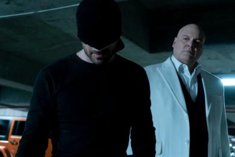 Daredevil – Cox i D'Onofrio w końcu komentują kasację. Są zaskoczeni