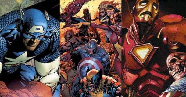 Endgame – Avengers w komiksach mieli nawet gorzej. Te historie warto znać