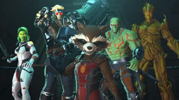 Marvel Ultimate Alliance 3 – zobacz zwiastun nowej gry na wyłączność Nintendo Switch