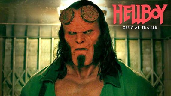 Hellboy – oto oficjalny zwiastun filmu