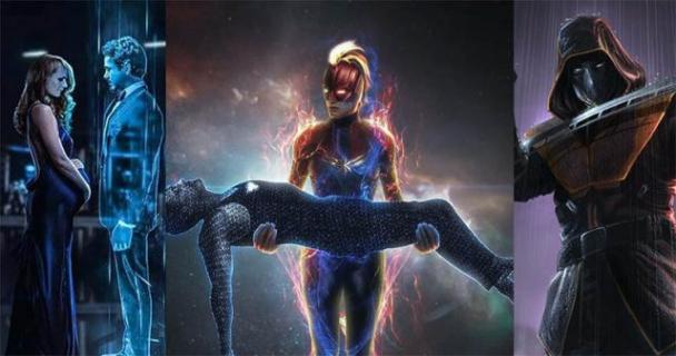 Avengers: Endgame – fani MCU tworzą liczne fanarty. Poznaj te najlepsze