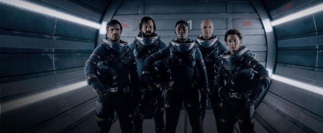 Nightflyers: sezon 1, odcinek 1-3 – recenzja