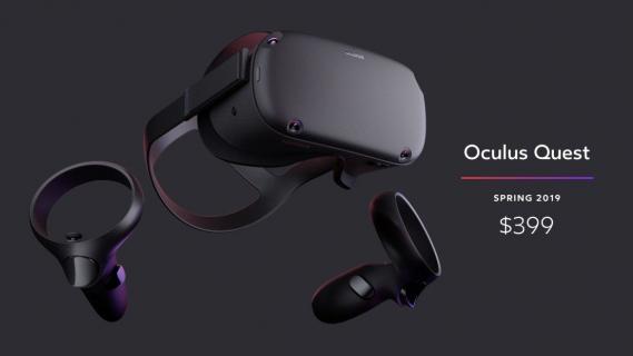 Netflix pojawi się na goglach Oculus Quest