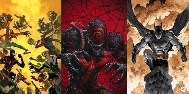 Marvel czy DC – które komiksy w USA sprzedają się lepiej? Zobacz zestawienie
