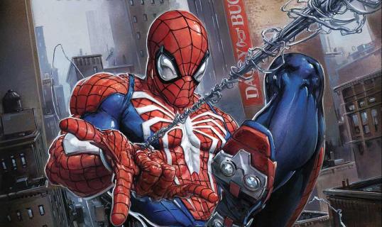 Gra Marvel's Spider-Man otrzyma swój własny komiks