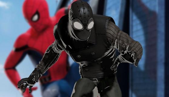 Spider-Man: Daleko od domu – lepsze spojrzenie na szpiegowski strój Pajączka