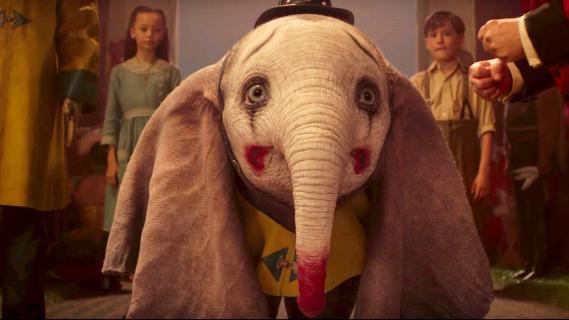 Dumbo – recenzja filmu