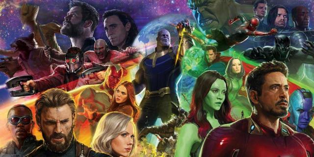 Avengers: Koniec gry – herosi i Rękawica Nieskończoności. Nowa grafika