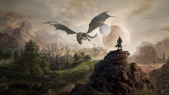 The Elder Scrolls Online: Elsweyr już oficjalnie. Smoki i nekromanci w nowym dodatku