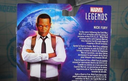 Kapitan Marvel – bohaterowie filmu na kolejnych zdjęciach zabawek