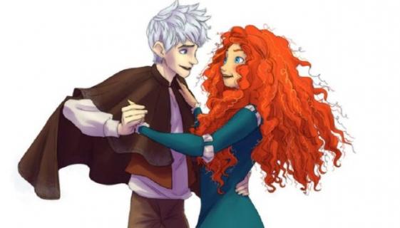 A gdyby tak bohaterowie animacji Disneya i DreamWorks się spotkali?