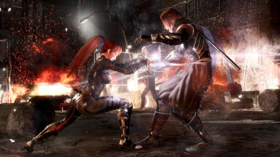 Dead or Alive 6. Nowy zwiastun i beta gry tylko dla PS4