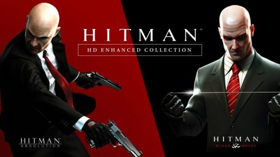 Hitman HD Enhanced Collection zapowiedziane. Premiera wkrótce
