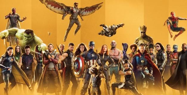 Marvel – oto nowe plakaty na 10-lecie MCU. Herosi i złoczyńcy