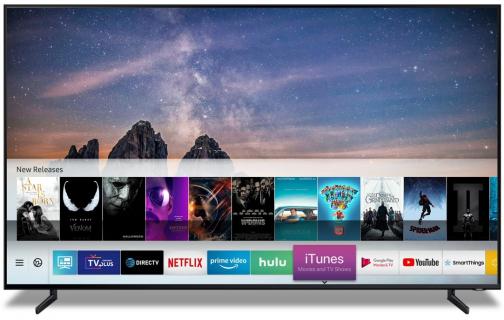 Telewizory Samsunga z iTunes na pokładzie